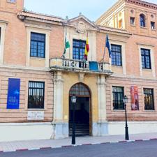 Facultad de Bellas artes Granada
