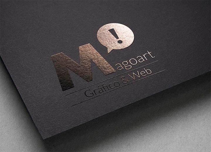 Branding Magoart.es Diseñador en Granada